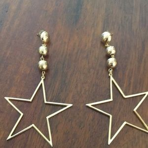 8 Other Reasons Star earrings